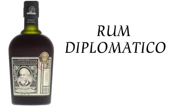 Rum diplomatico recensione