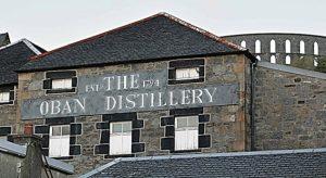 Distilleria Oban